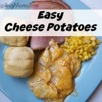 Easy Cheese Potatoes