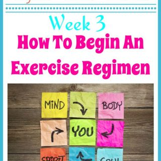 How To Begin An Exercise Regimen