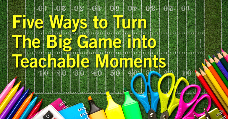 5 Ways to Use The Big Game in Your Teaching