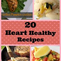 20 Heart Healthy Recipes