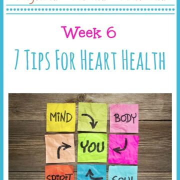 7 Tips For Heart Health