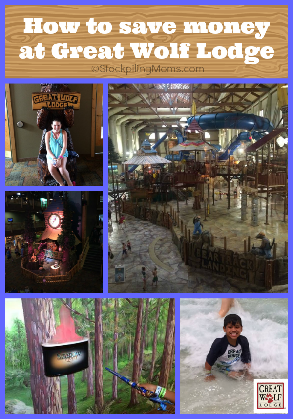 How to save money at Great Wolf Lodge