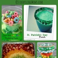 St. Patrick's Day Crafts, Ideas and Recipes
