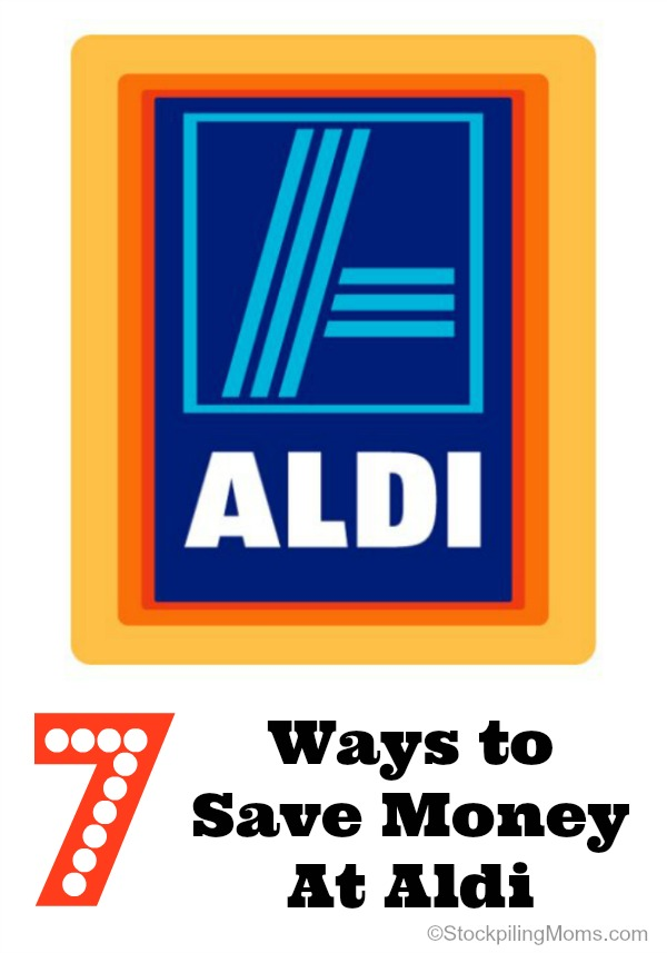 7 Ways to Save Money At Aldi