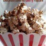 Weight Watchers Chocolate Covered Cherry Popcorn