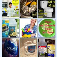 20 Quick Cleaning Tips