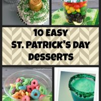 10 Easy St. Patrick's Day Desserts