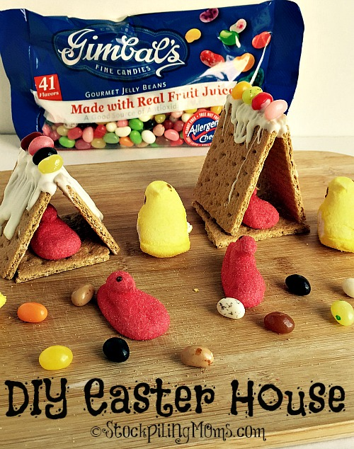 DIY Easter House