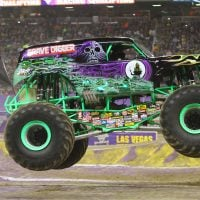 Monster Jam Family Four Pack Giveaway – CLOSED