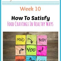 How To Satisfy Food Cravings In Healthy Ways