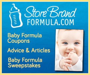 Store Brand Infant Formula – A Great Way To Save Money for Baby