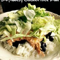 Southwest Chicken Rice Bowl4