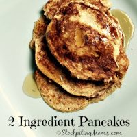 2 Ingredient Pancakes2