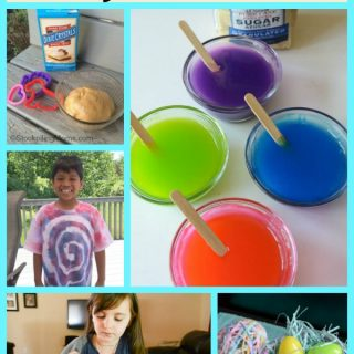 4 Fun Sweet Projects for Kids