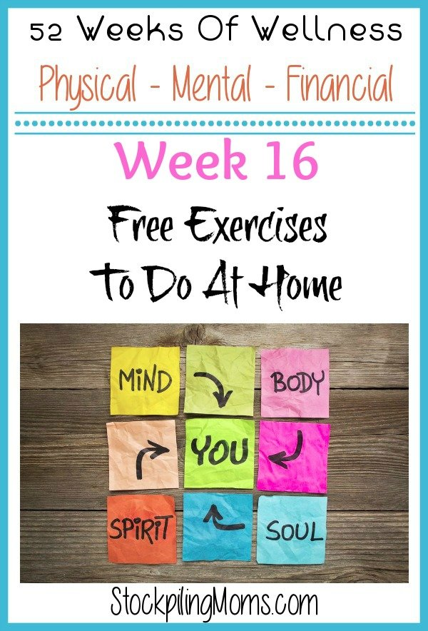 Free Exercises To Do At Home