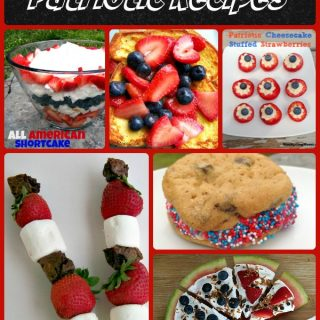 10 Patriotic Recipes That Are Perfect For Your 4th of July