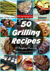50 Grilling Recipes