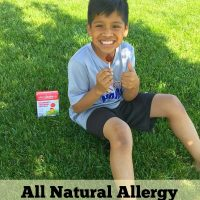 All Natural Allergy Remedy for Kids