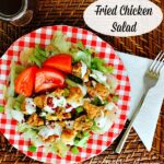 Fried Chicken Salad5