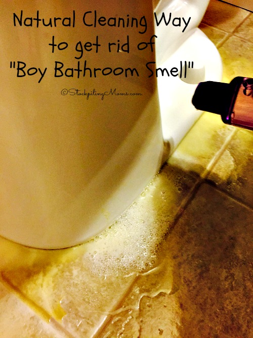 Natural Cleaning Way To Get Rid Of Boy Bathroom Smell - How to get urine smell out of bathroom