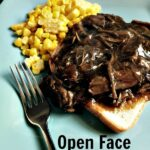 Open Face Beef Sandwich3