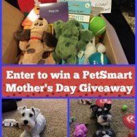 PetSmart Mother's Day Giveaway