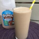 TruMoo Banana PB&J Smoothie