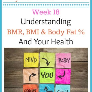 Understanding BMR, BMI & Body Fat Percentage & Your Health
