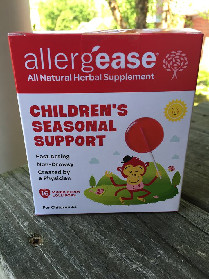 All Natural Allergy Remedy for Kids - STOCKPILING MOMS™