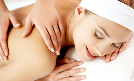 Save on Massages with Groupon