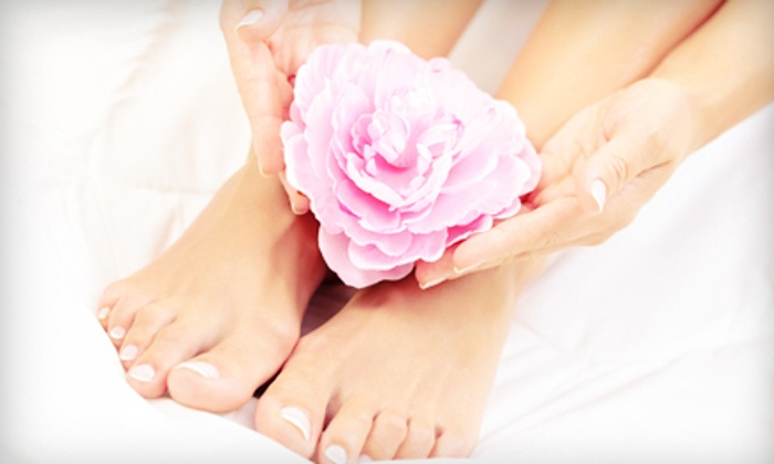 Save on Pedicures with Groupon