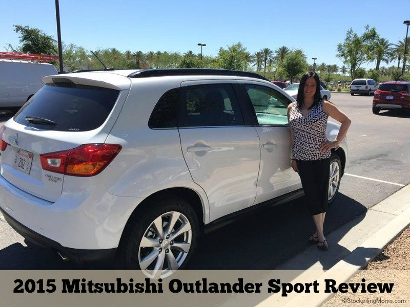 Amazing 2015 Mitsubishi Outlander Sport Review Save. We ...