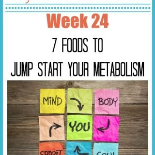 7 Foods To Jump Start Your Metabolism