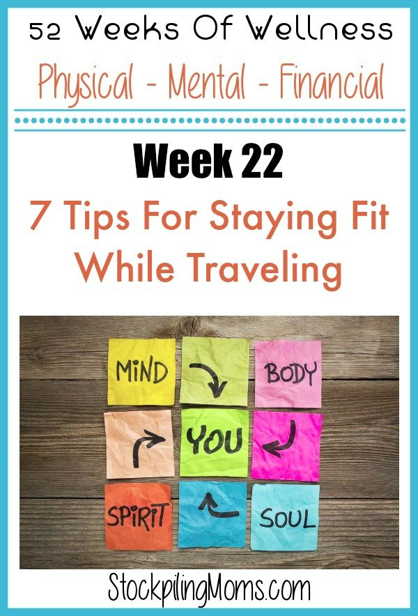 7 Ways To Stay Fit While Traveling