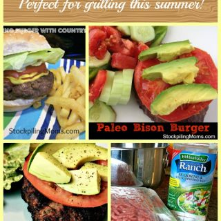 14 Burger Recipes that are perfect for grilling this summer!