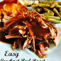 Easy Crockpot Beef Roast3