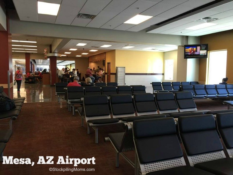 5 Tips for Flying Allegiant Airlines - Mesa, AZ Airport