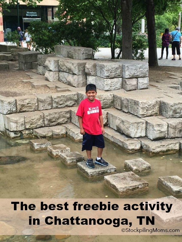 The Passage is best freebie activity in Chattanooga TN