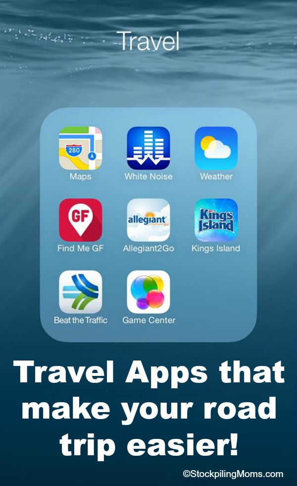 Travel apps that make your road trip easier