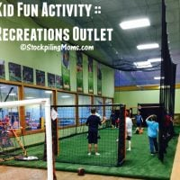 Kid Fun Activity  Recreations Outlet5