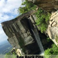 See Rock City, Lookout Mountain, GA