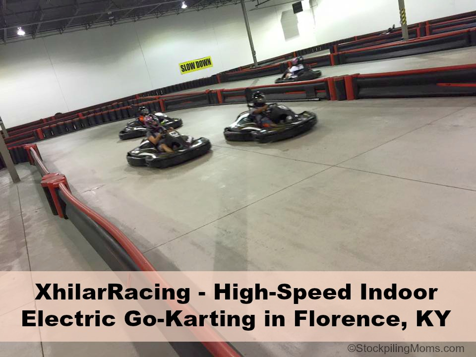 XhilarRacing - High-Speed Indoor Electric Go-Karting in Florence, KY