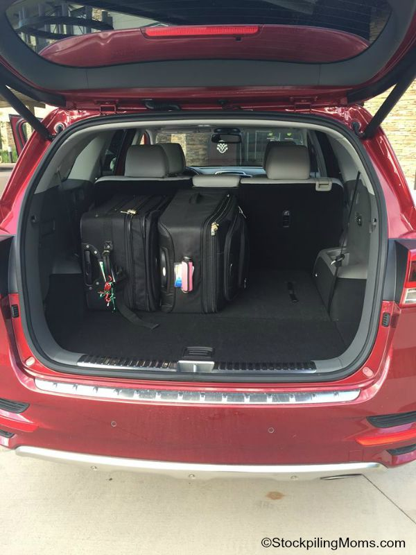 Kia Soo Luggage Capacity Car Reviews 2018