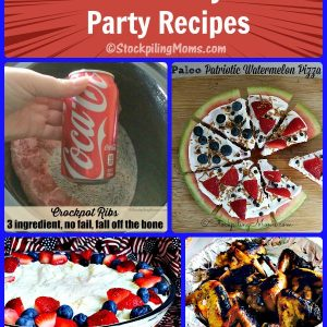 25 Labor Day Party Recipes