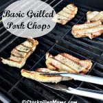 Basic Grilled Pork Chops