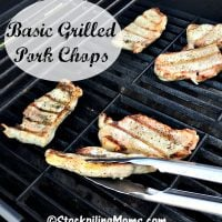Basic Grilled Pork Chops3