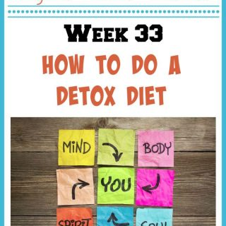 How To Do A Detox Diet