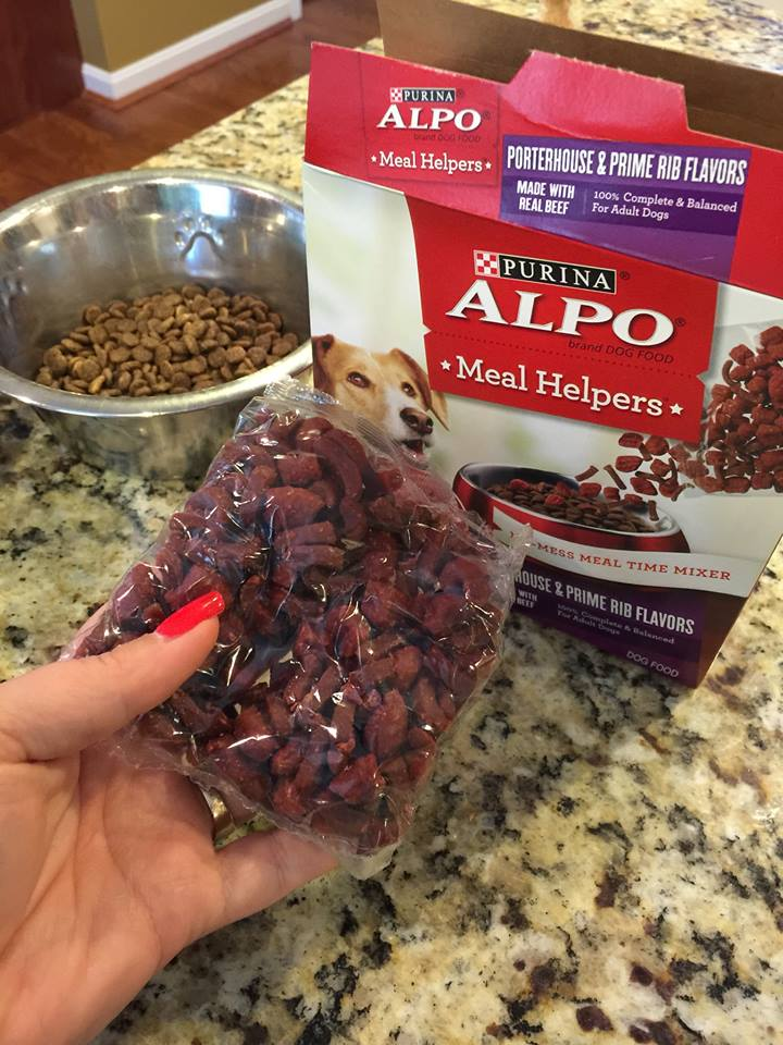Alpo Prime Cuts Review & Instagram Contest