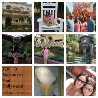 Top 10 Reasons To Visit Dollywood