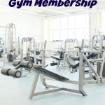 How To Afford A Gym Membership